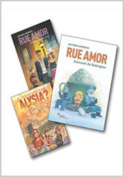 Trilogia Rue Amor - Antonio Amoruso